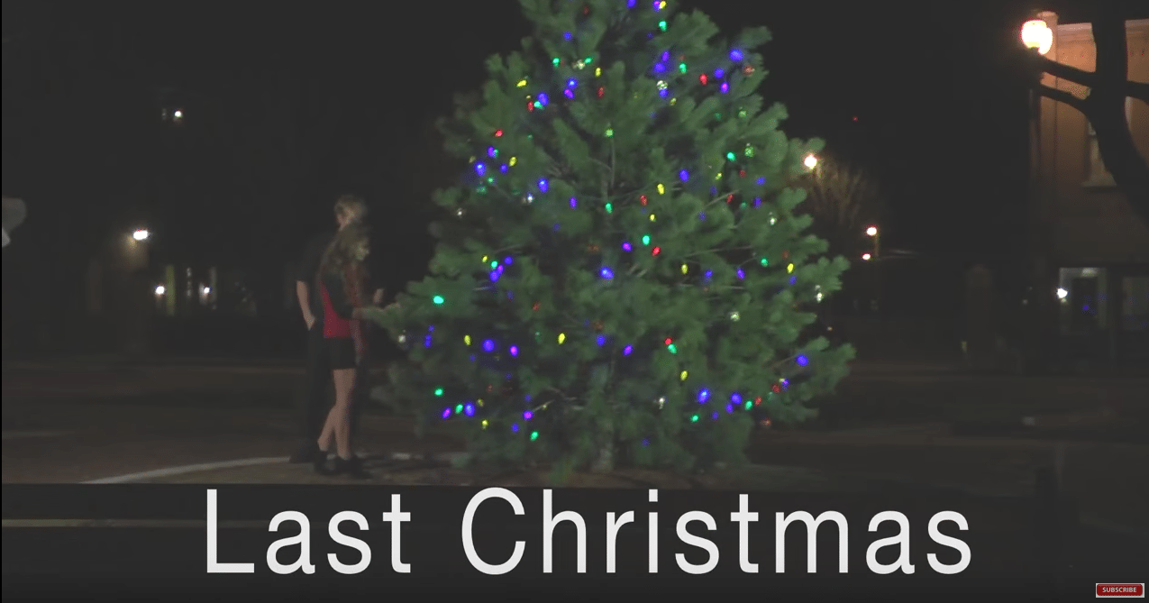 last christmas cover versions